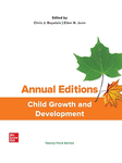 Annual Editions:  Child Growth and Development, 23rd edition