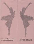 Bucknell Dance Company Fall 1990 Performance