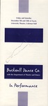 Bucknell Dance Company Fall 1994 Performance