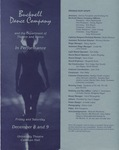 Bucknell Dance Company Fall 1995 Performance