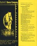 Bucknell Dance Company Fall 1999 Performance