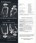 Bucknell Dance Company Fall 2000