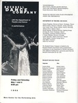 Bucknell Dance Company Spring 1998 Performance