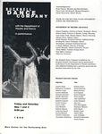 Bucknell Dance Company Spring 1998 Performance