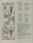 Bucknell Dance Company Spring 2000