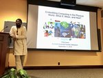 Embedding Computing in the Physical World: What If, When and How? by Philip Asare