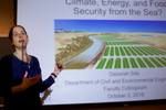 Climate Energy and Food Security from the Sea? by Deborah Sills
