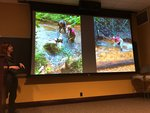 Do Karst Springs Allow Us to See into Hidden Aquifers and Caves? by Ellen Herman