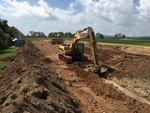 Soil-Bentonite Slurry Trench Cutoff Wall Image -- IMG_1323 by Jeffrey Evans