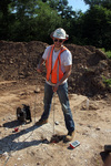 Soil-Bentonite Slurry Trench Cutoff Wall Image -- IMG_4742 by Corrie W. Macaulay