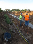 Soil-Bentonite Slurry Trench Cutoff Wall Image -- IMG_5078 by Jeffrey Evans