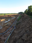Soil-Bentonite Slurry Trench Cutoff Wall Image -- IMG_5079 by Jeffrey Evans