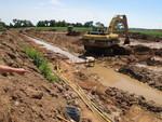 Soil-Bentonite Slurry Trench Cutoff Wall Image -- IMG_5080 by Jeffrey Evans