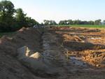 Soil-Bentonite Slurry Trench Cutoff Wall Image -- IMG_5086 by Jeffrey Evans