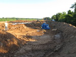 Soil-Bentonite Slurry Trench Cutoff Wall Image -- IMG_5088 by Jeffrey Evans