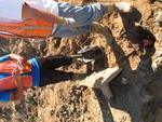 Soil-Bentonite Slurry Trench Cutoff Wall Image -- IMG_5092 by Jeffrey Evans