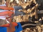 Soil-Bentonite Slurry Trench Cutoff Wall Image -- IMG_5093 by Jeffrey Evans