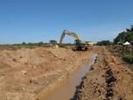 Soil-Bentonite Slurry Trench Cutoff Wall Image -- IMG_5094 by Jeffrey Evans