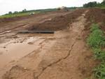 Soil-Bentonite Slurry Trench Cutoff Wall Image -- IMG_5140 by Jeffrey Evans