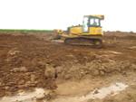 Soil-Bentonite Slurry Trench Cutoff Wall Image -- IMG_5142 by Jeffrey Evans