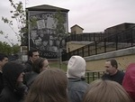 Bogside Artists Mural Tour 2005